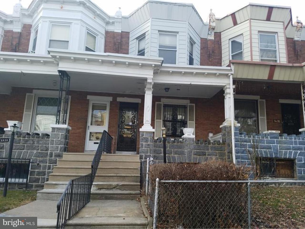 5628  Hunter Philadelphia, PA 19131