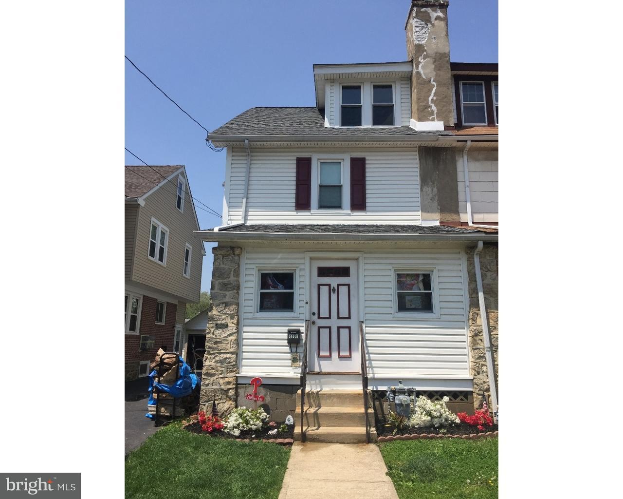 4007 Taylor Avenue Drexel Hill, PA 19026