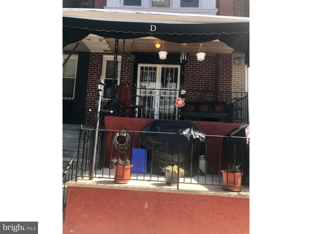 1423 S Patton Philadelphia, PA 19146