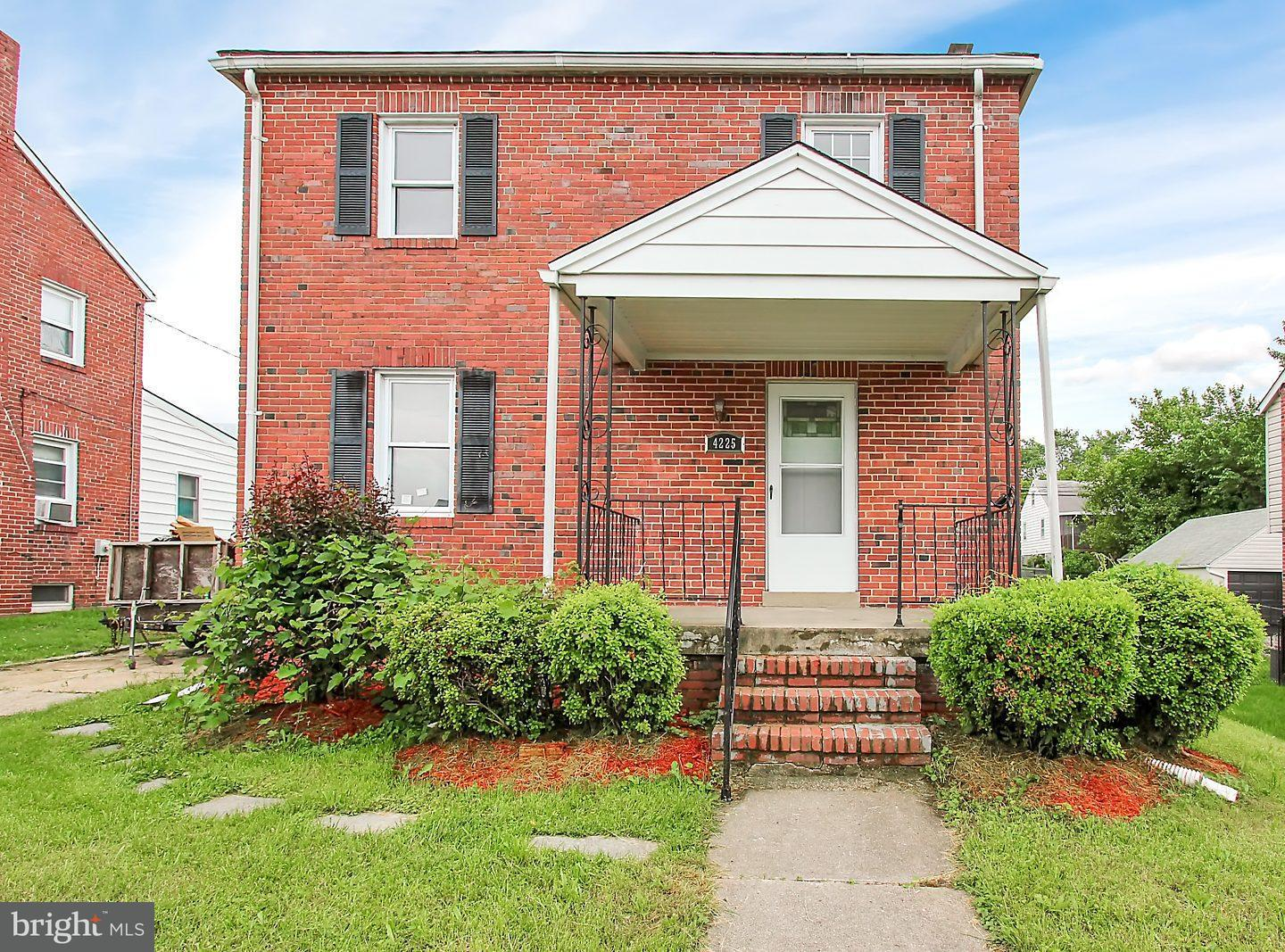4225 Cardwell Avenue Baltimore, MD 21236