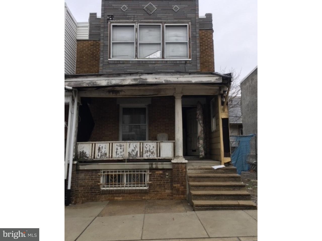 2544 S Millick Philadelphia , PA 19142