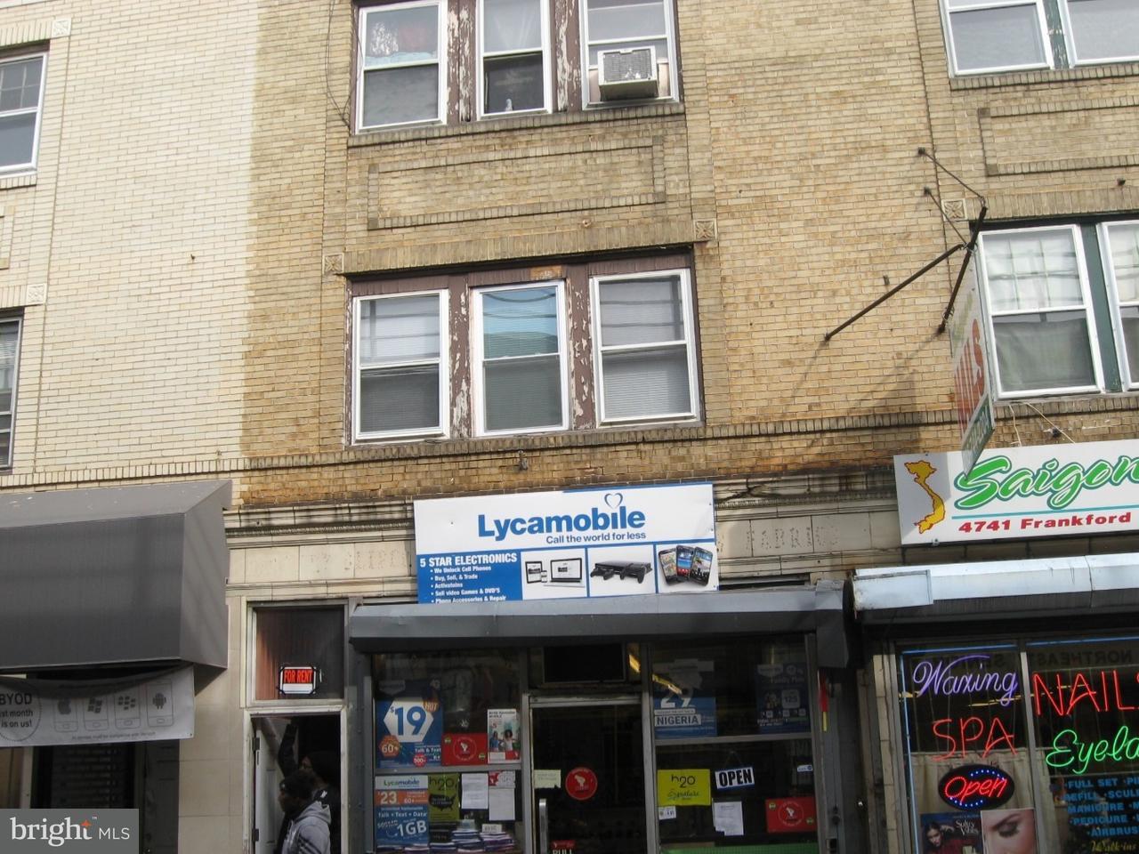 4743  Frankford Avenue Philadelphia, PA 19124