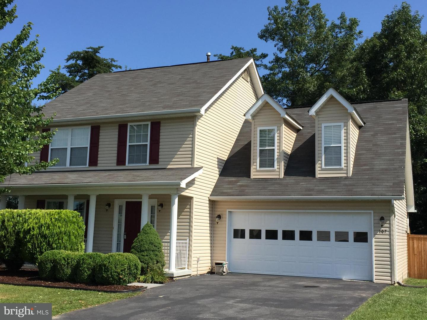 107 Shelby Court Winchester, VA 22602