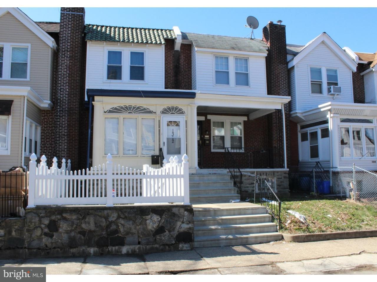 1312  Fillmore Philadelphia , PA 19124