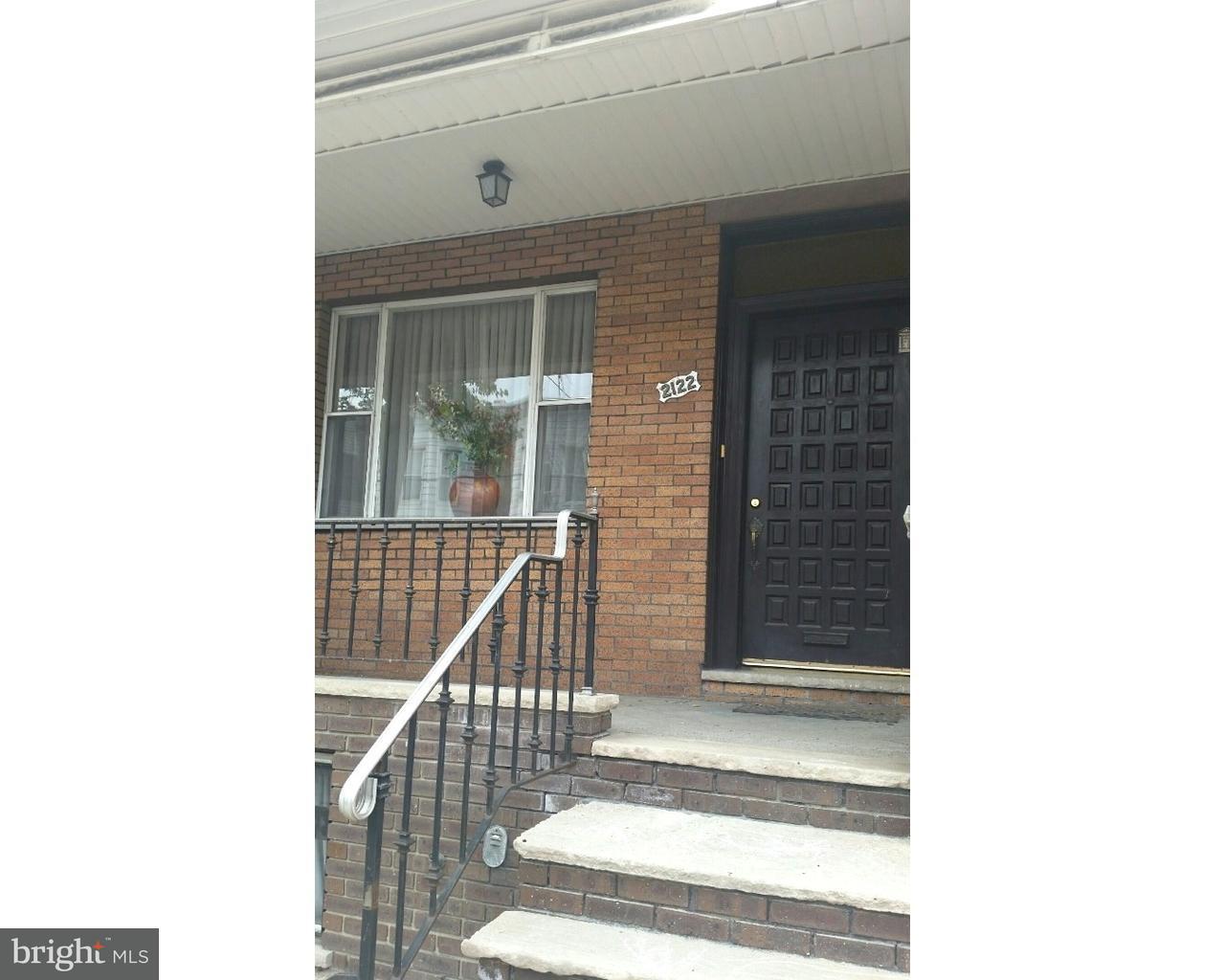 2122 S 19TH Street Philadelphia, PA 19145