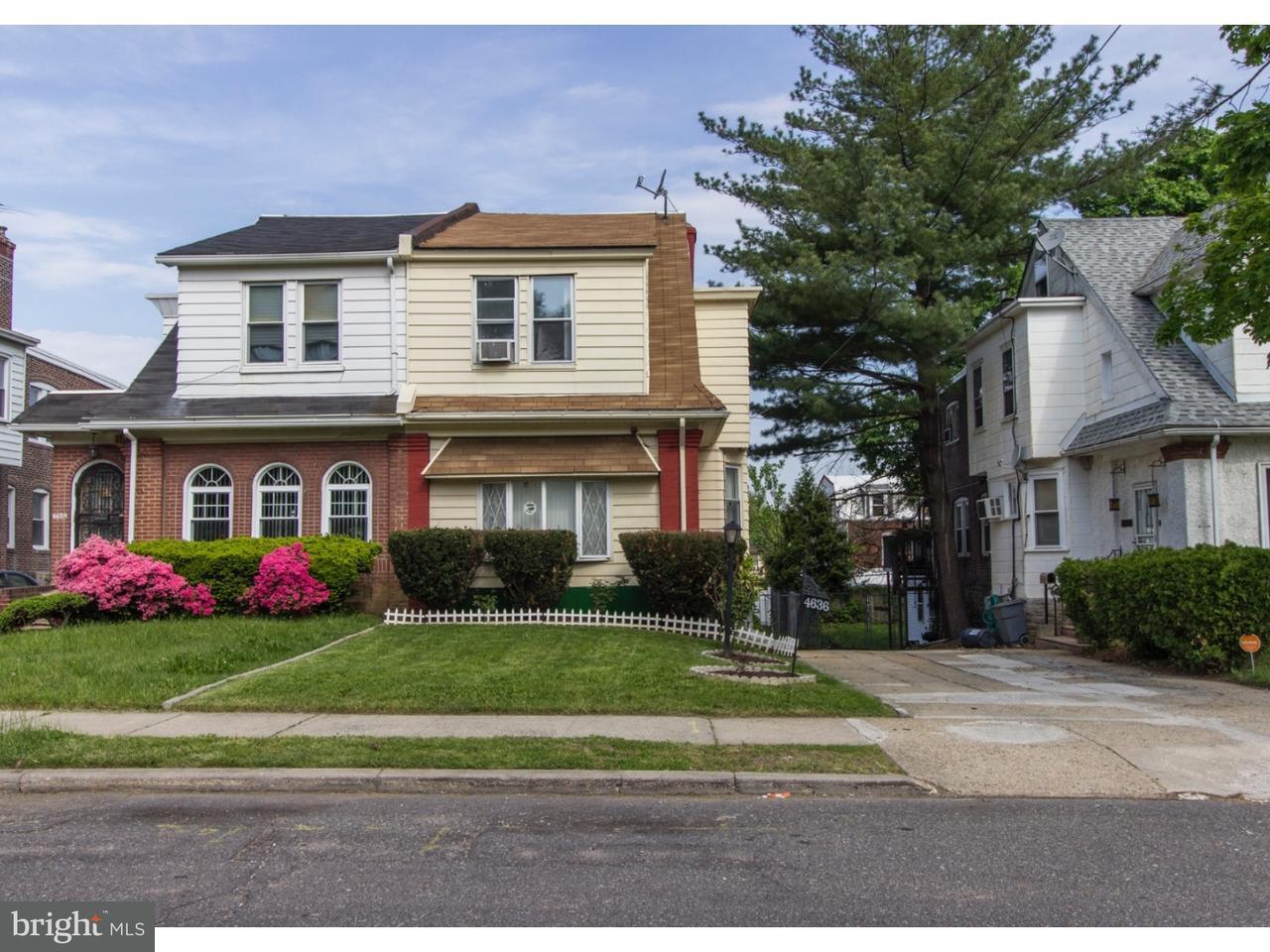 4636  Pilling Street Philadelphia , PA 19124