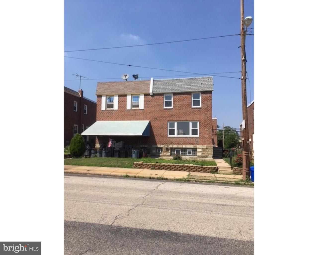 1611 Faunce Street Philadelphia, PA 19111