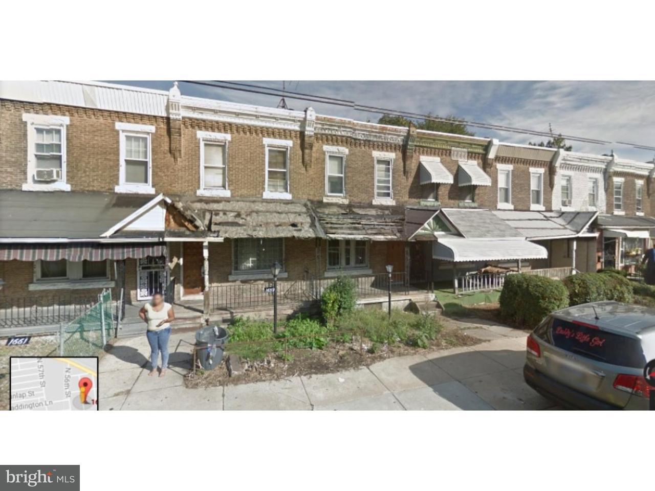 1657 N Allison Philadelphia , PA 19131