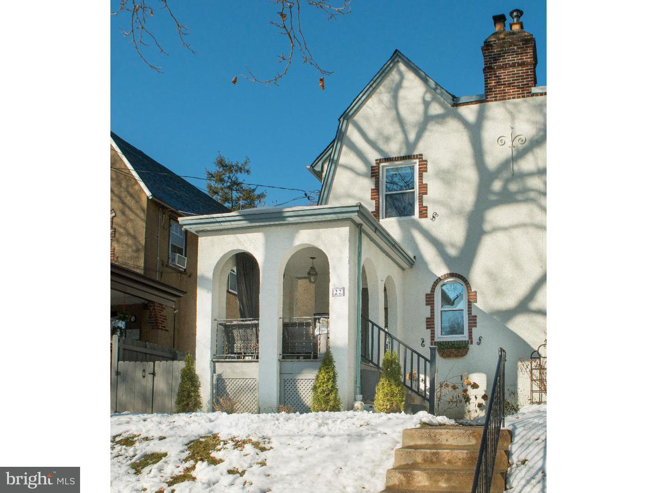 22  Wellington Ardmore, PA 19003