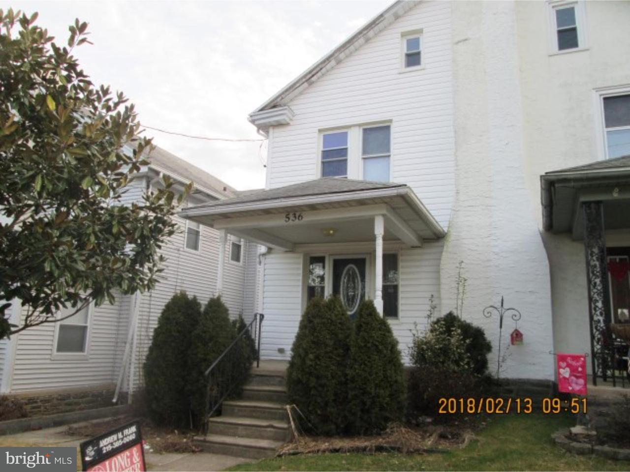 536  Wales Havertown, PA 19083