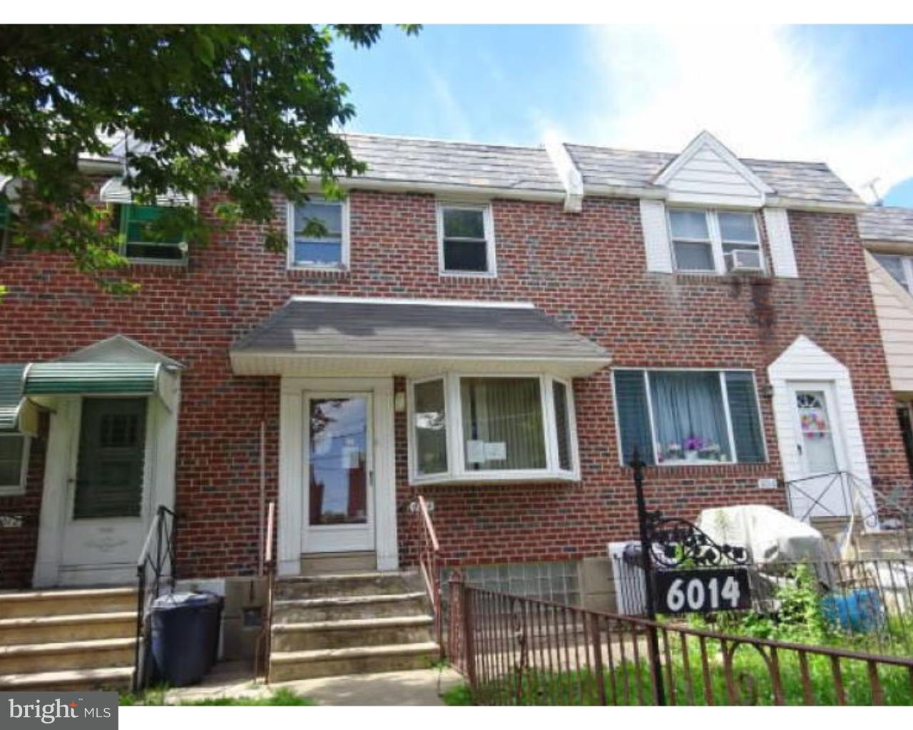 6014 Tulip Street Philadelphia, PA 19135