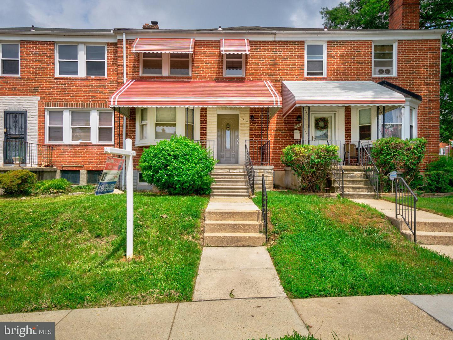 1514 36TH Street Baltimore, MD 21218