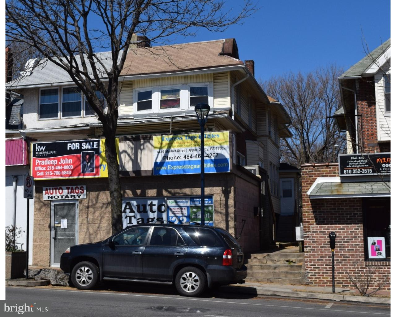 6419 WEST CHESTER PIKE, UPPER DARBY - Listed at $210,000, UPPER DARBY