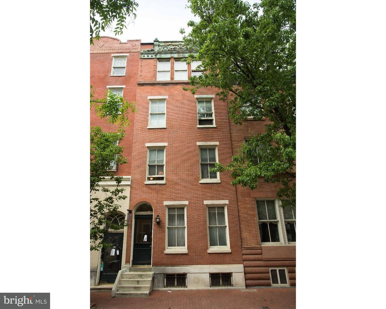 721 Spruce Street #1B Philadelphia, PA 19106