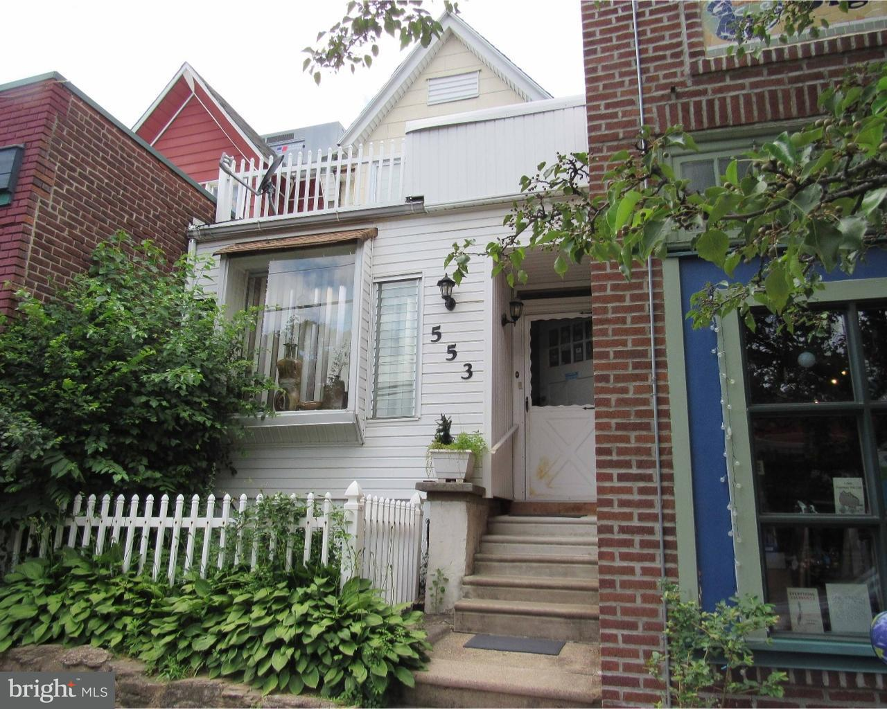 553 Carpenter Lane Philadelphia, PA 19119