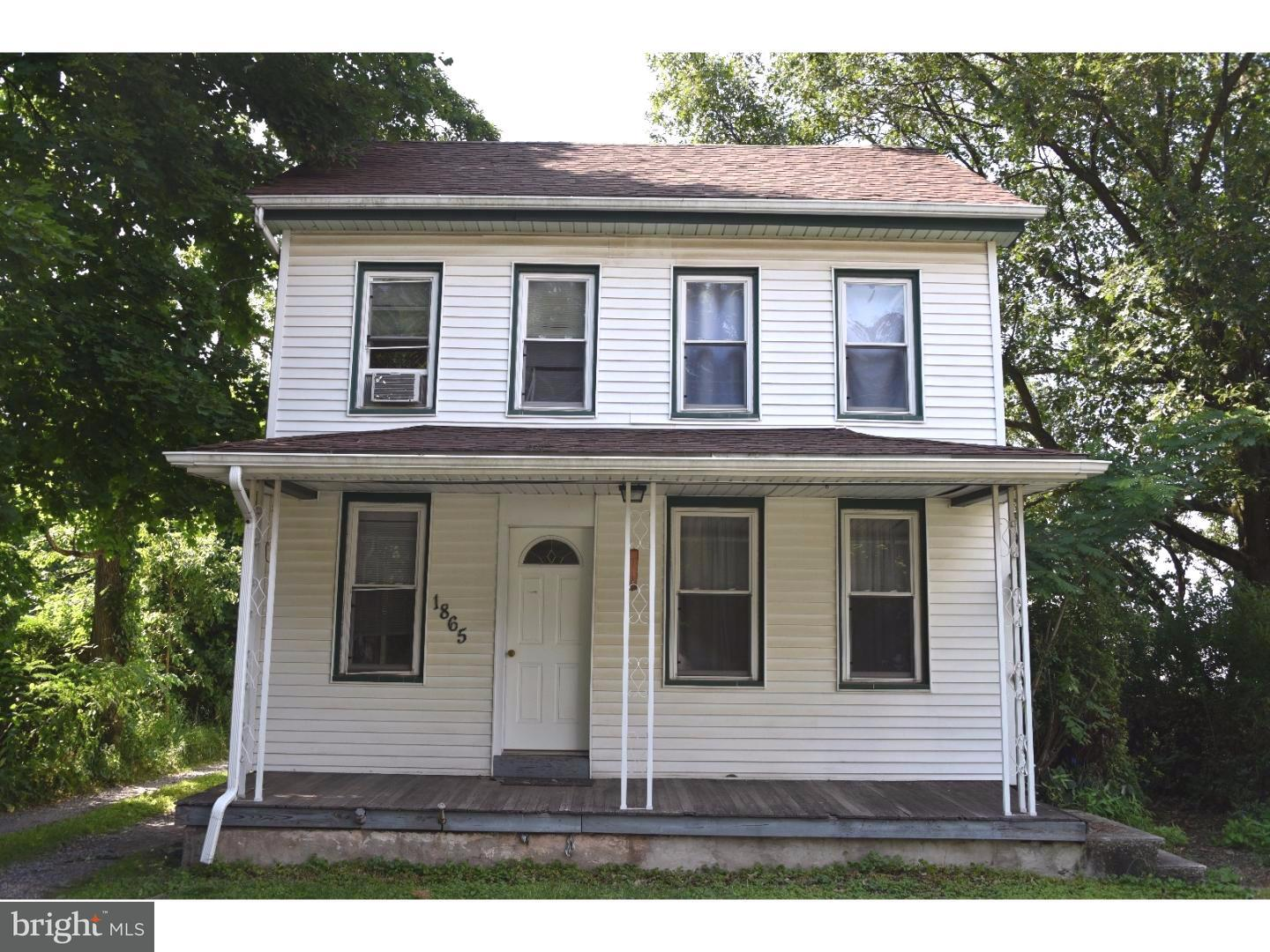 1865 OLD LANCASTER PIKE, READING - Listed at $135,000, READING