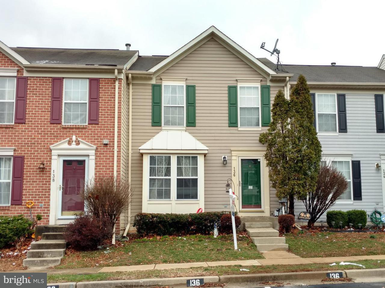 136  Foxtree Glen Burnie, MD 21061