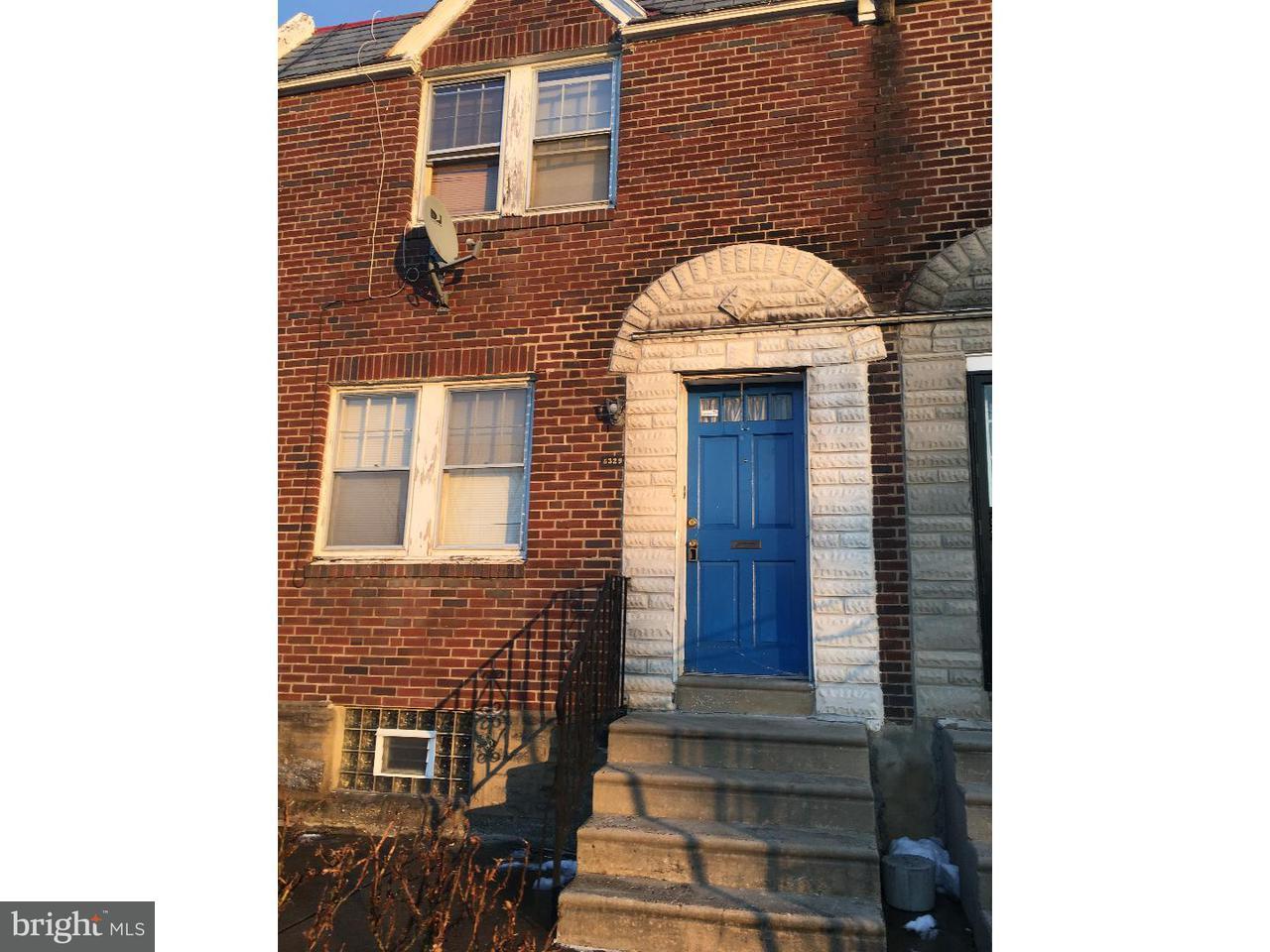 5329  Tabor Philadelphia, PA 19120