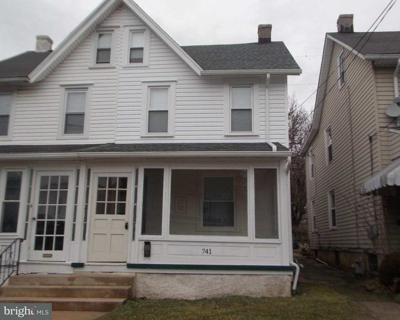 741 MERCHANT ST, COATESVILLE - Listed at $104,900, COATESVILLE