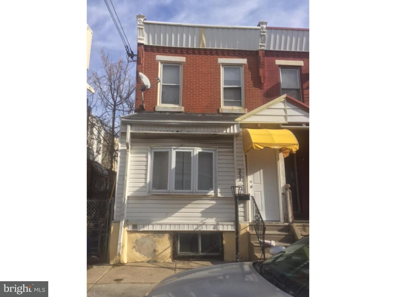 257 N Hobart Philadelphia, PA 19139
