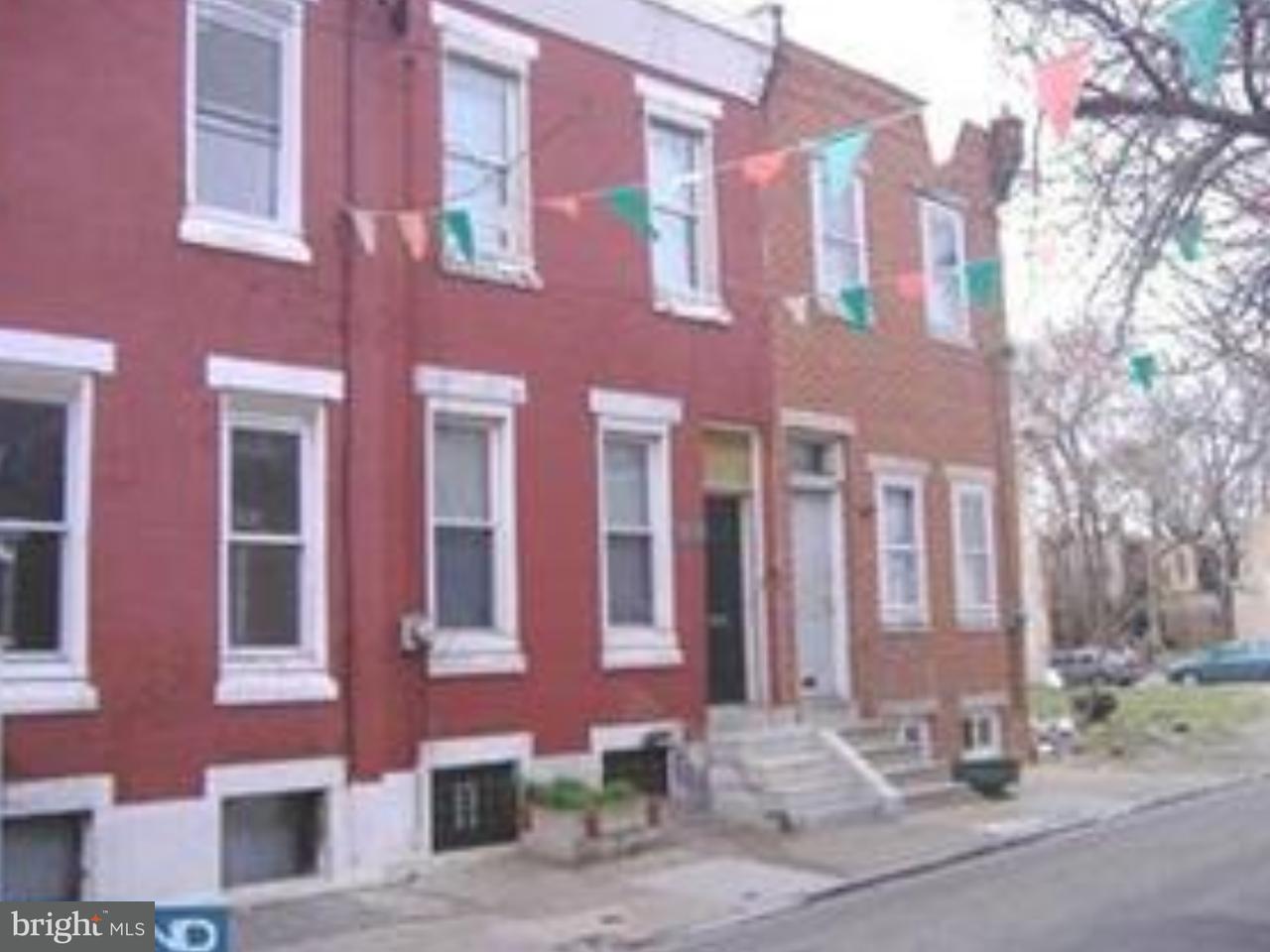 2556 N Sartain Street Philadelphia, PA 19133