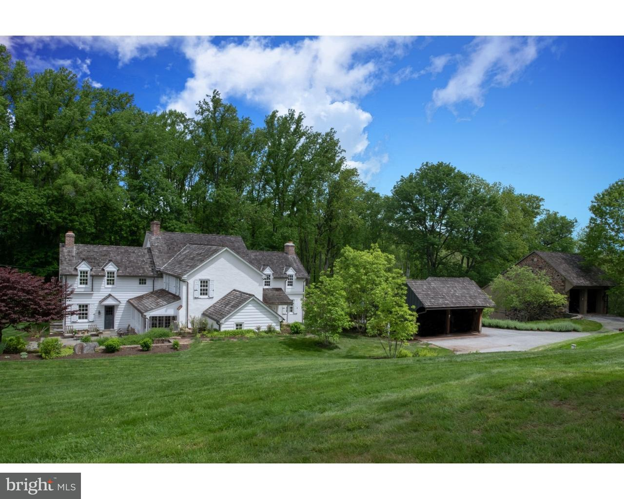 820 FAIRVILLE RD, CHADDS FORD - Listed at $1,900,000,