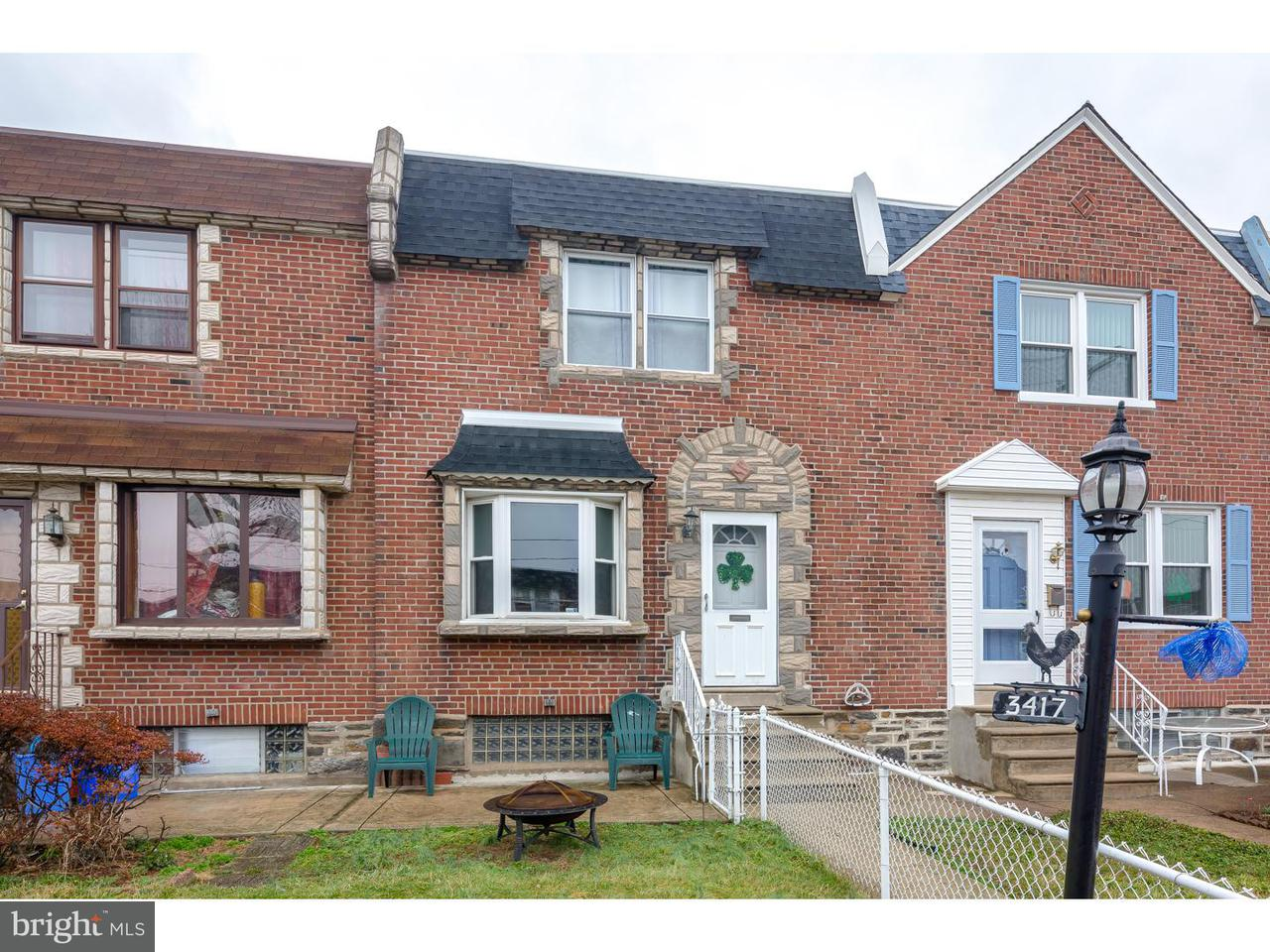 3417  Meridian Philadelphia , PA 19136