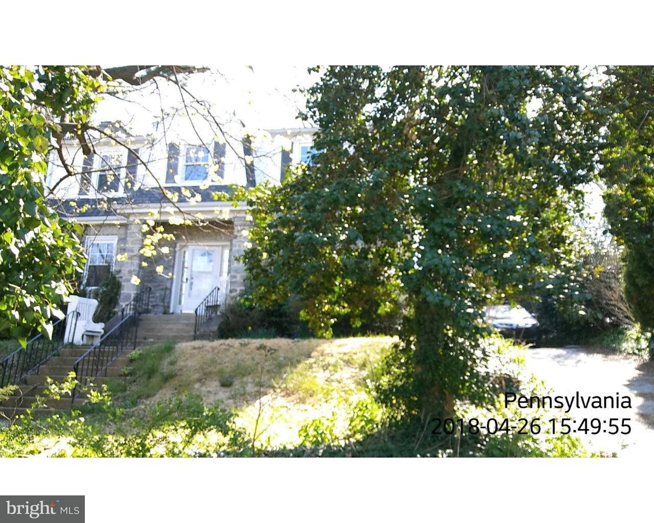 376 Windermere Avenue Upper Darby, PA 19050