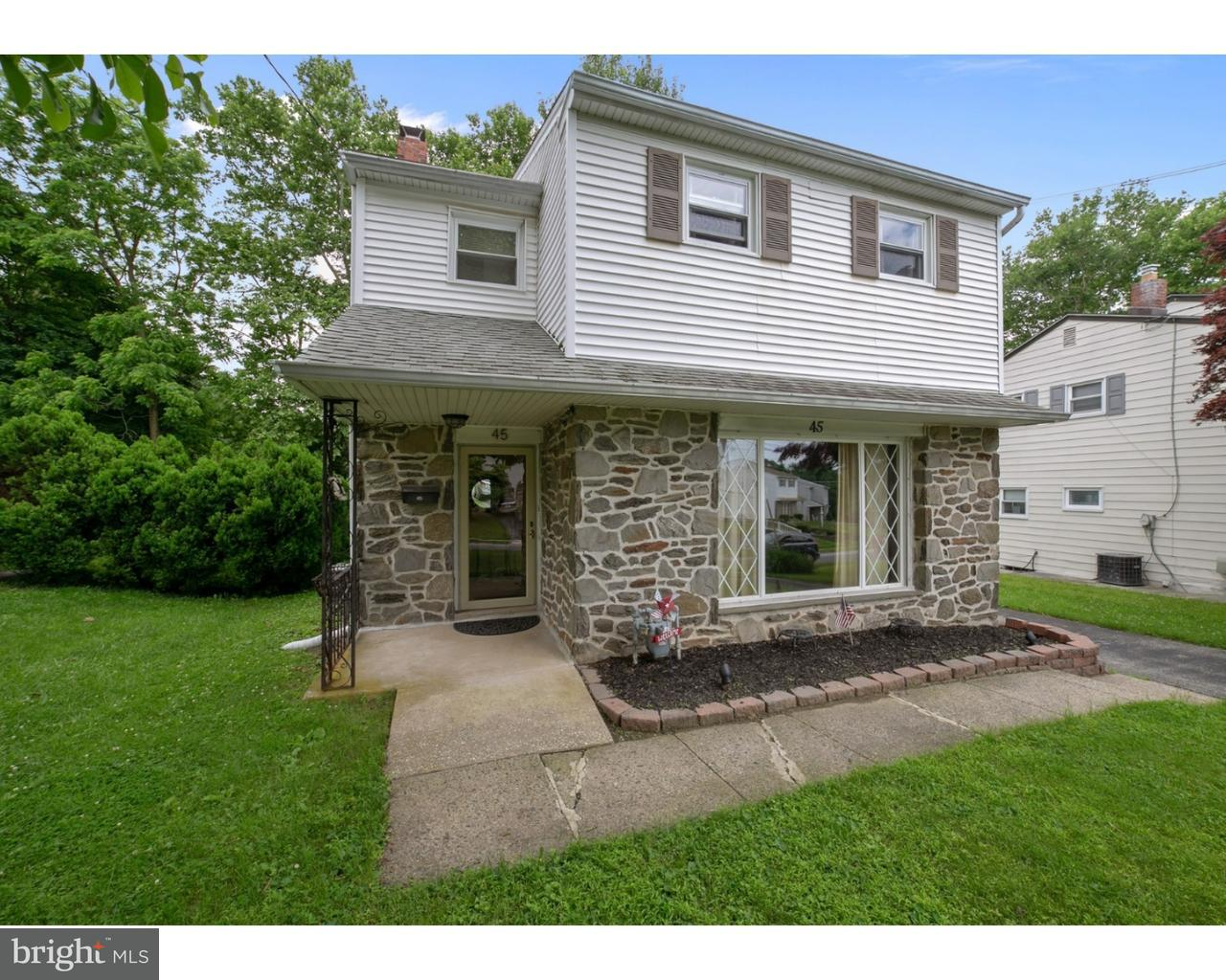 45  Colonial Drive Havertown, PA 19083