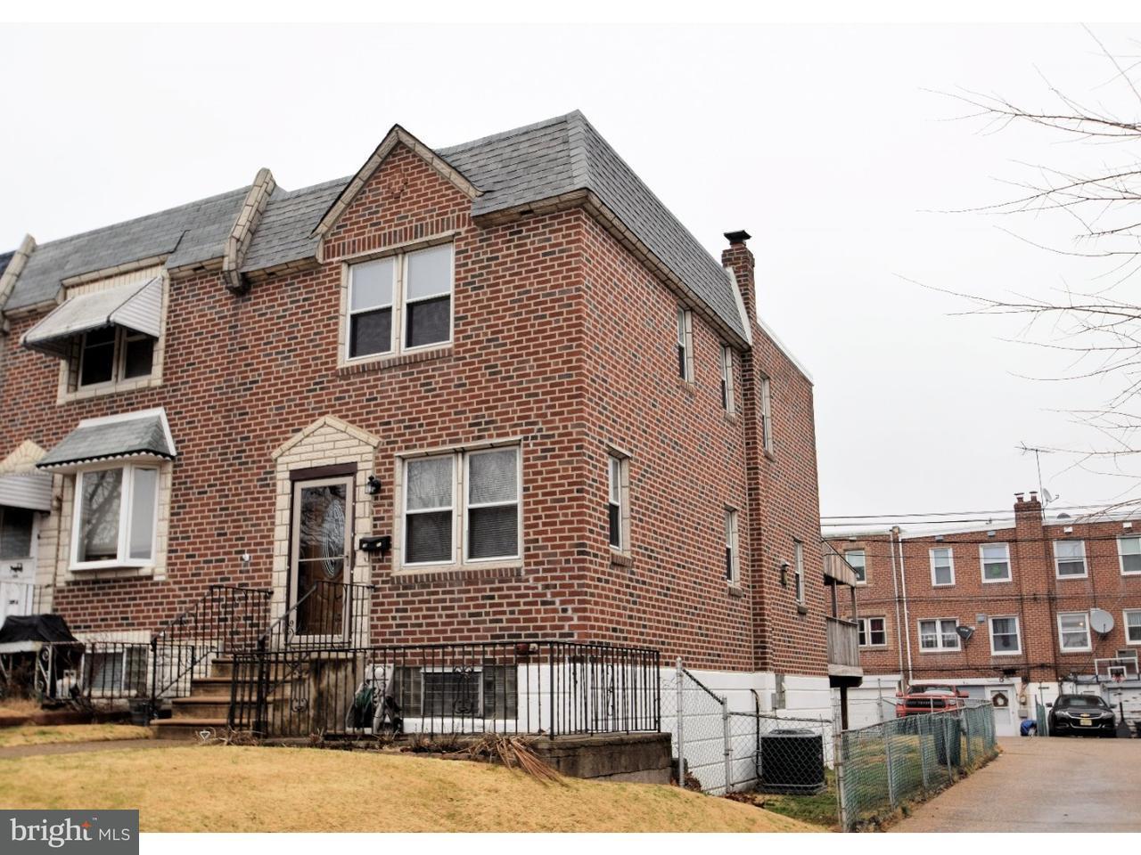 3051  Tremont Philadelphia , PA 19136