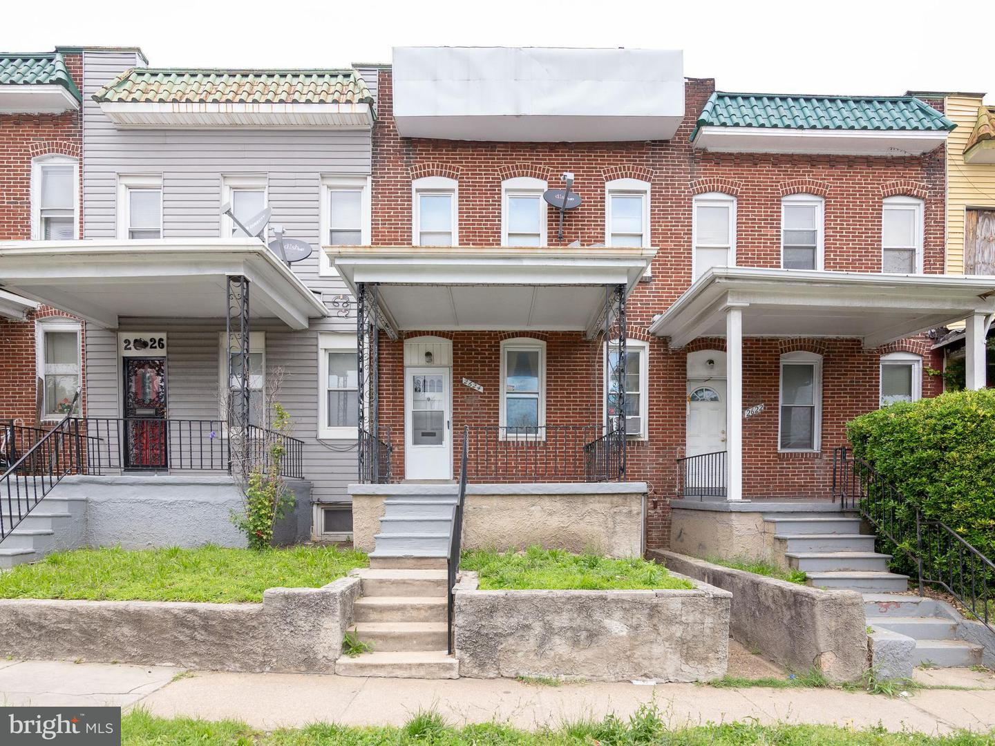 2624 Franklin Street Baltimore, MD 21223