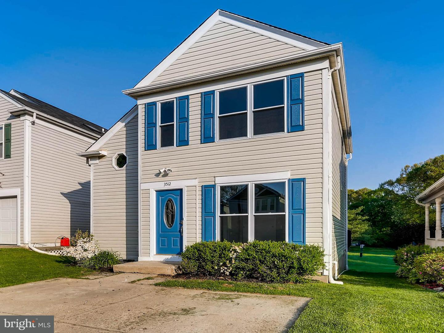3512  Marble Arch Drive Pasadena, MD 21122