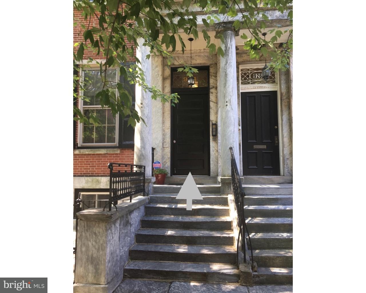 924 Spruce Street #102 Philadelphia, PA 19107