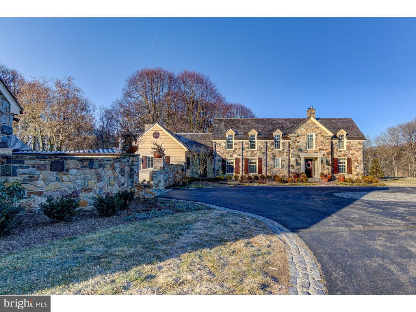 1151 STOCKFORD RD, CHADDS FORD - Listed at $3,900,000,