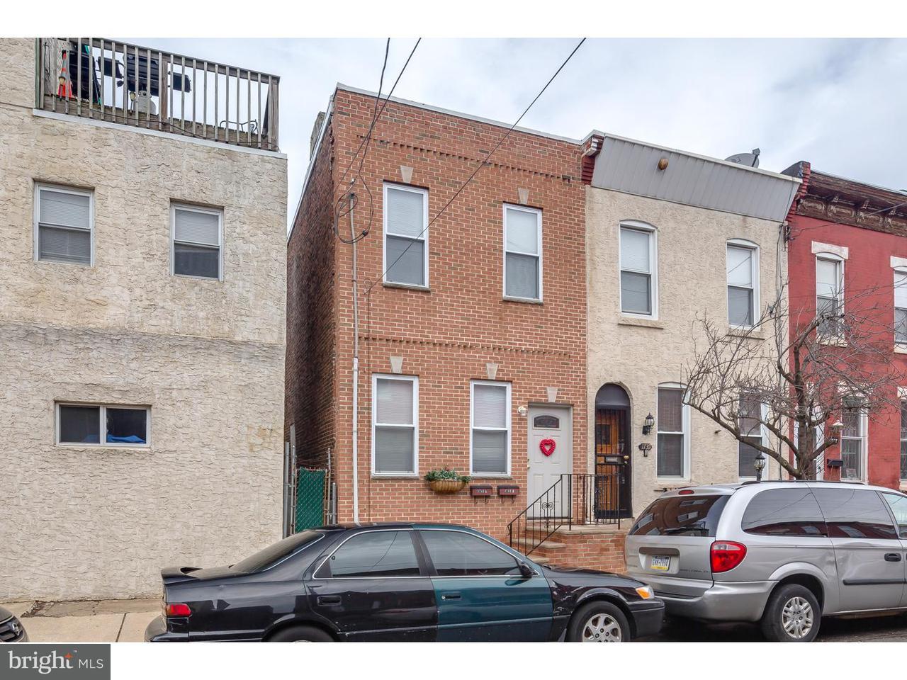 1741  Ellsworth Philadelphia, PA 19146