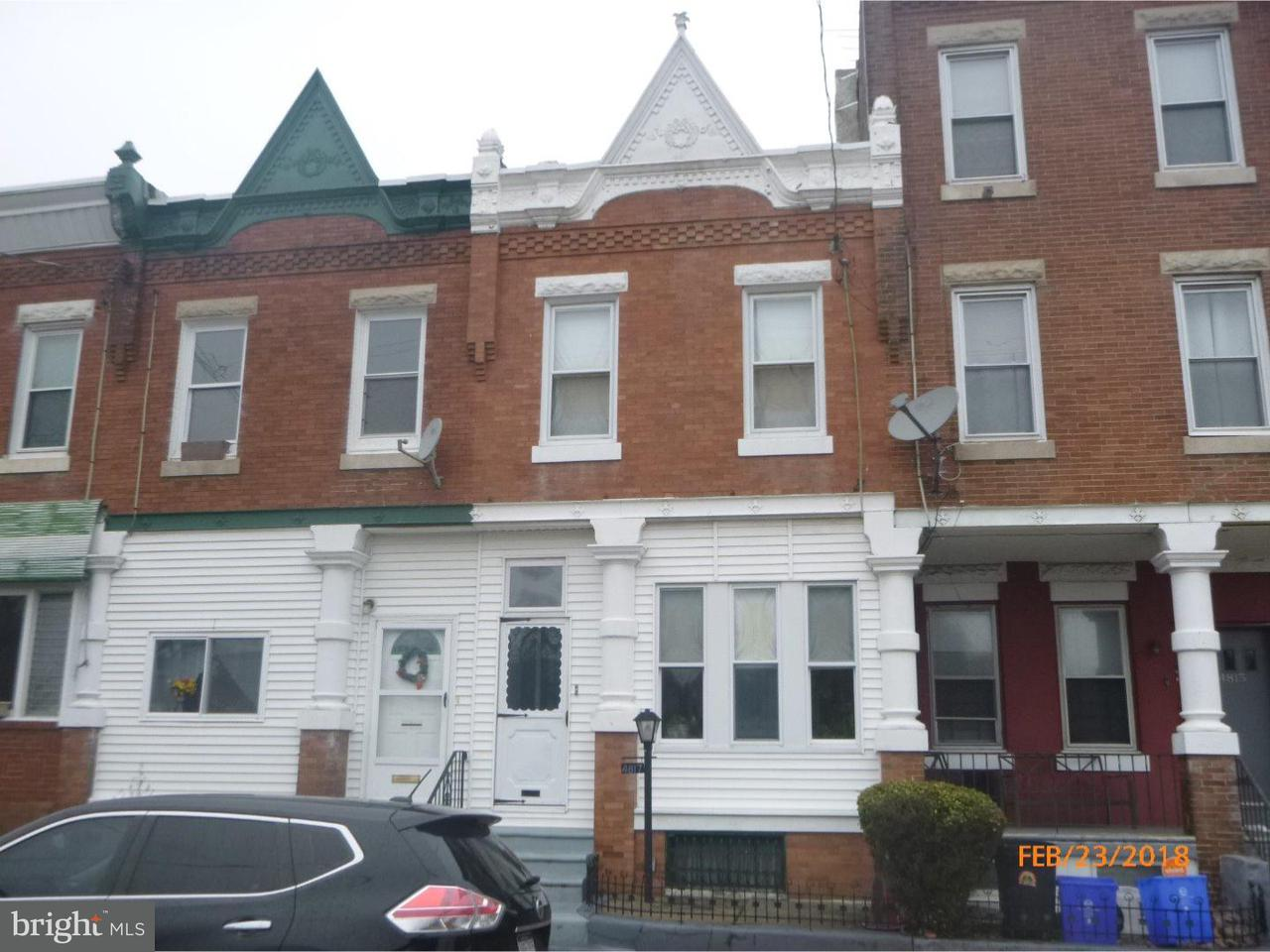 4817  Fairmount Philadelphia , PA 19139