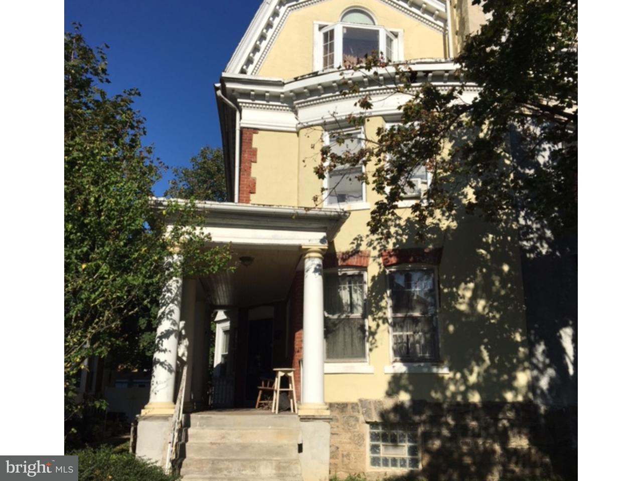 6337  Burbridge Philadelphia , PA 19144