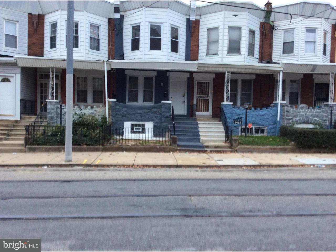 1414 N 60TH Philadelphia, PA 19151