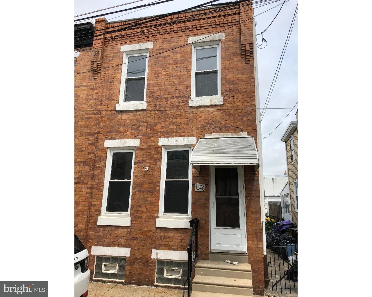4506 Mercer Street Philadelphia, PA 19137