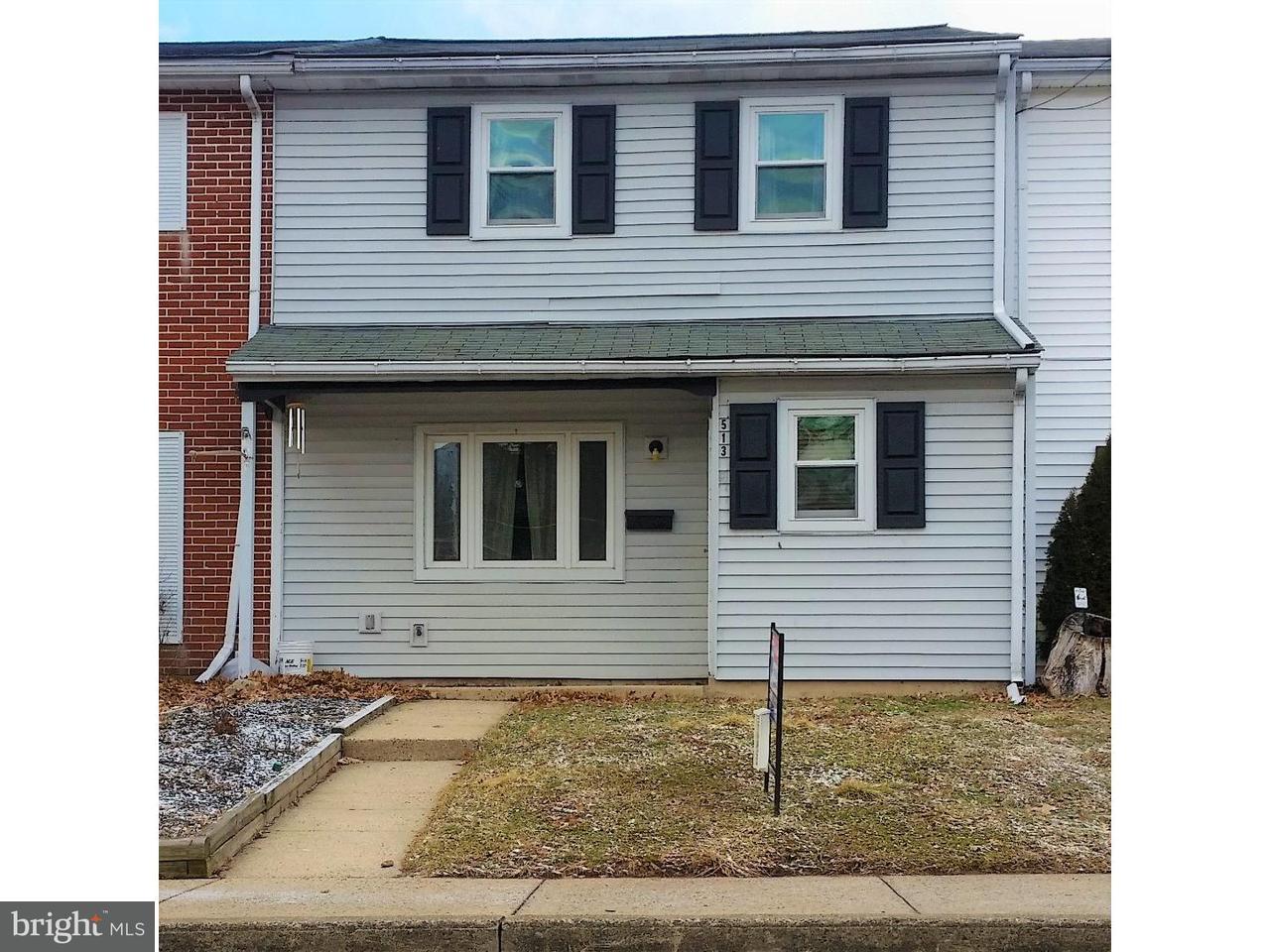 513  3RD Street East Greenville, PA 18041